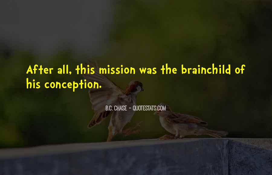 Quotes About Mission #16209