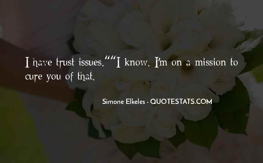 Quotes About Mission #20652