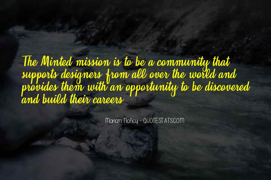 Quotes About Mission #24201