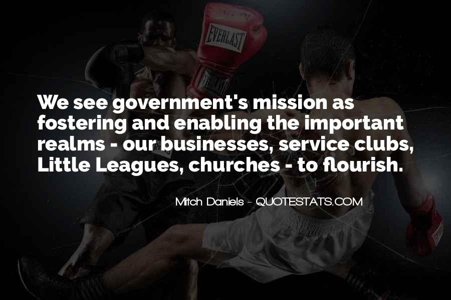 Quotes About Mission #25954