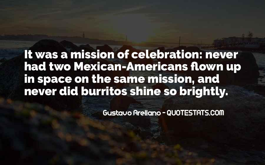 Quotes About Mission #27360