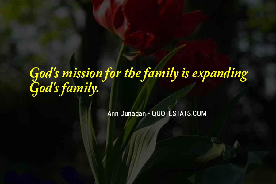 Quotes About Mission #27909