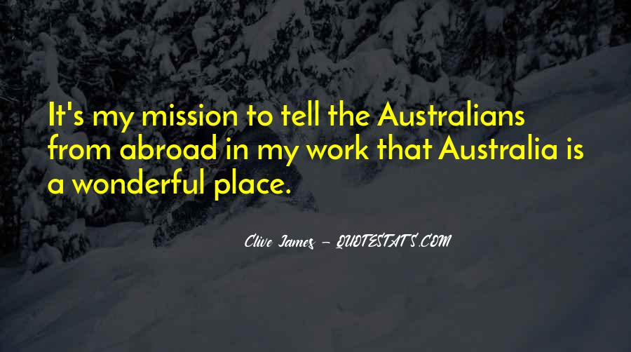 Quotes About Mission #3423