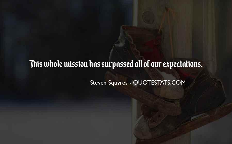 Quotes About Mission #39584