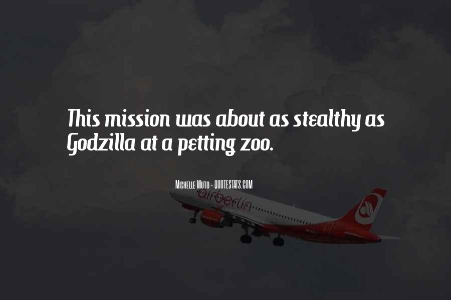 Quotes About Mission #40338