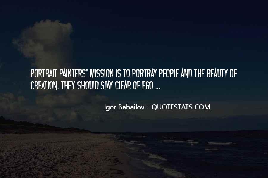 Quotes About Mission #44286