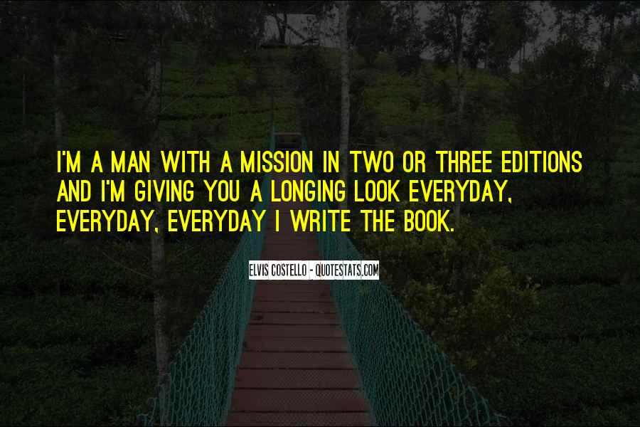 Quotes About Mission #47243