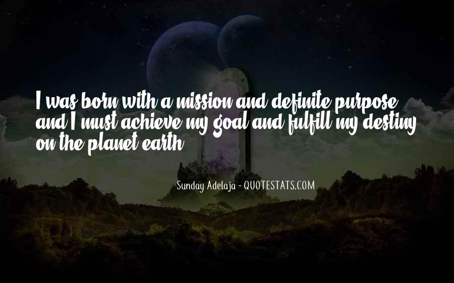 Quotes About Mission #57112