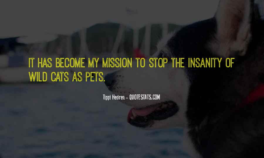 Quotes About Mission #57523