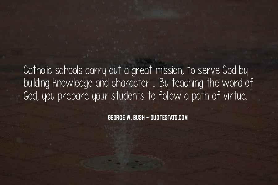 Quotes About Mission #588
