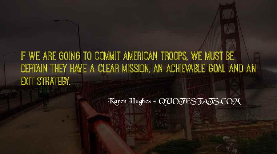 Quotes About Mission #59355