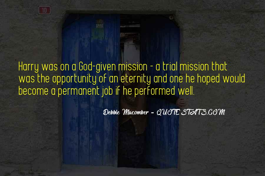 Quotes About Mission #60155