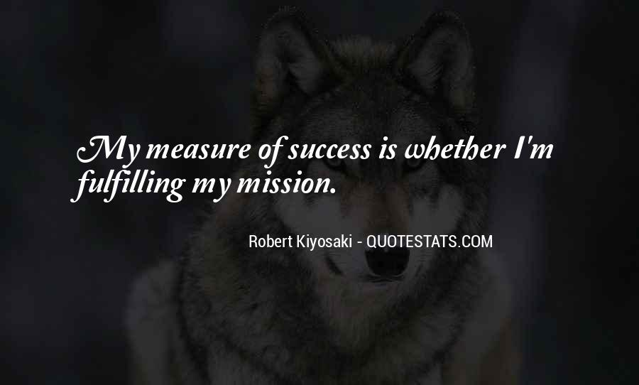 Quotes About Mission #7950