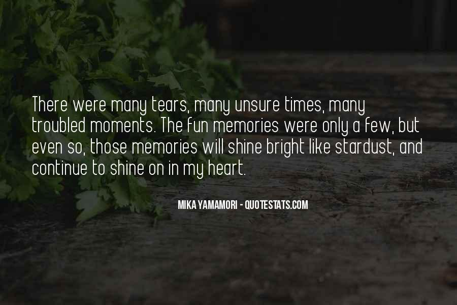 Quotes About Many #1889