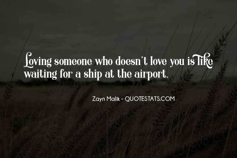 Quotes About Waiting For Someone Who You Love #437017