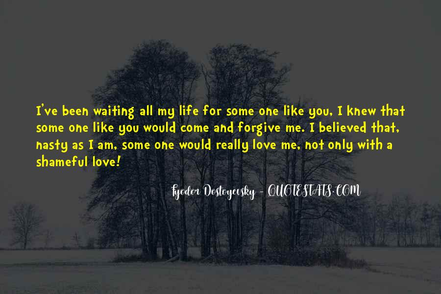 Quotes About Waiting For Someone Who You Love #88018