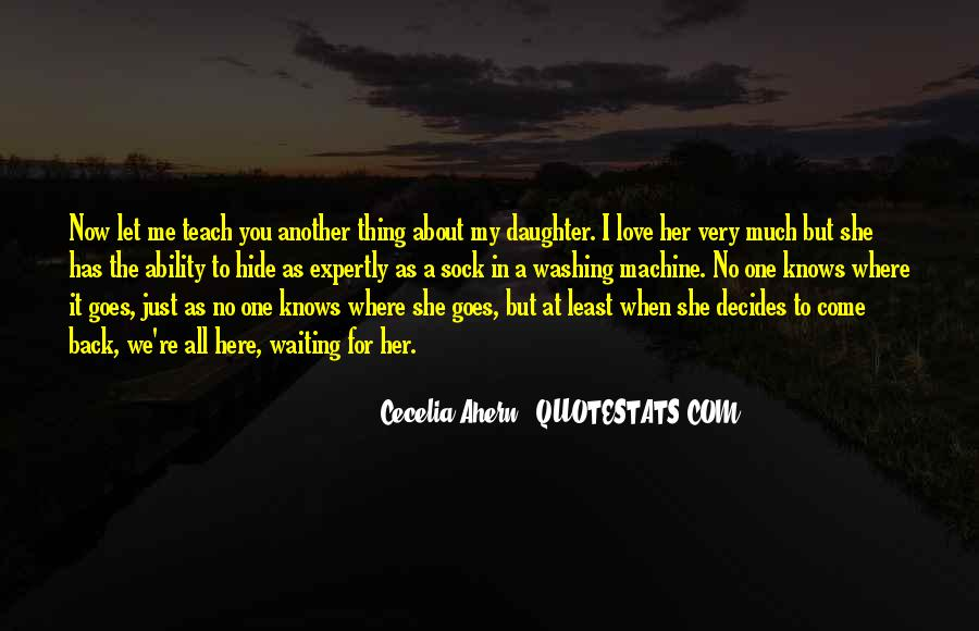 Quotes About Waiting For Someone Who You Love #93206