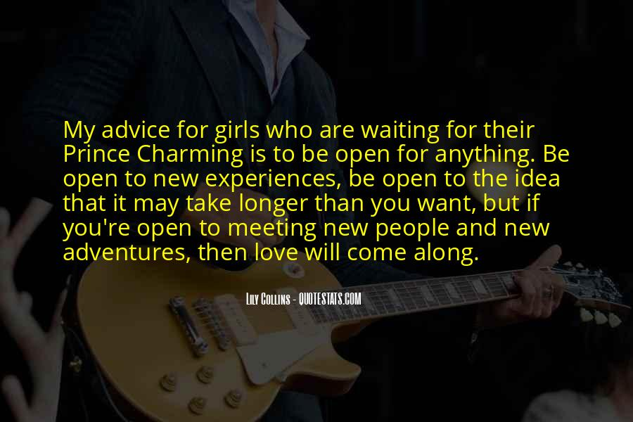 Quotes About Waiting For Someone Who You Love #98574
