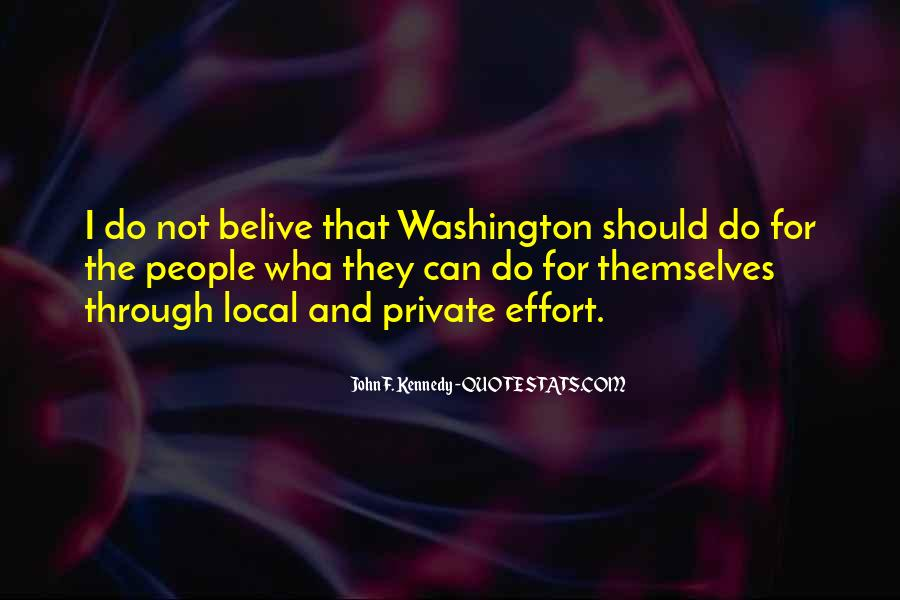 Quotes About Local Politics #1186051
