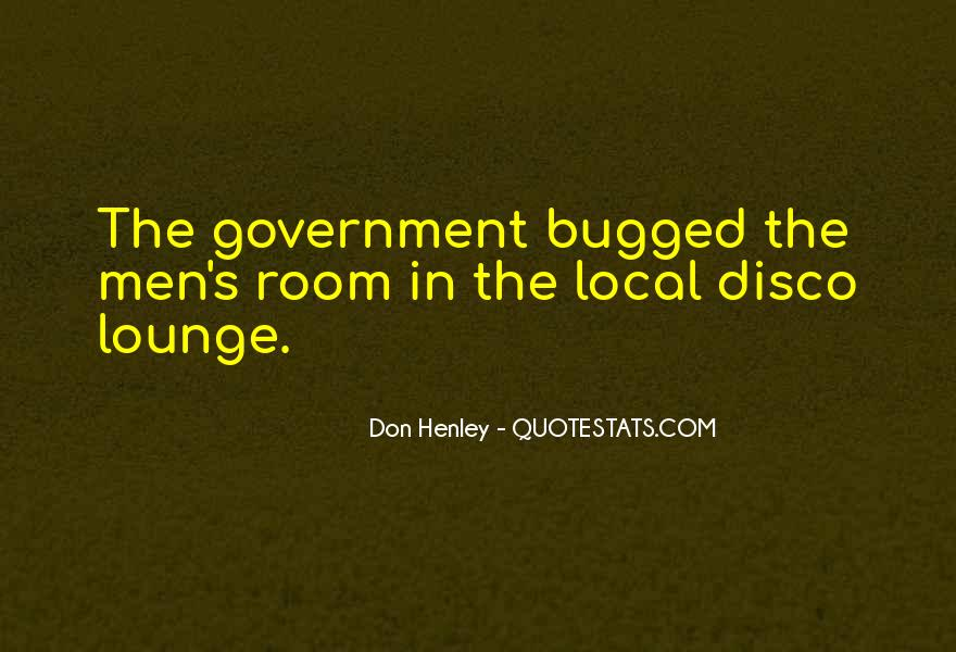 Quotes About Local Politics #507157