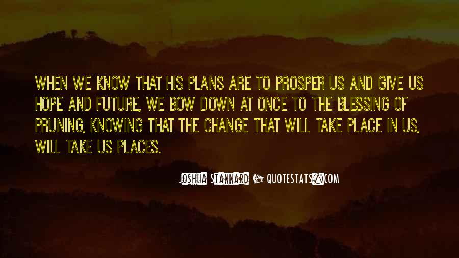 Quotes About Plans And God #434316