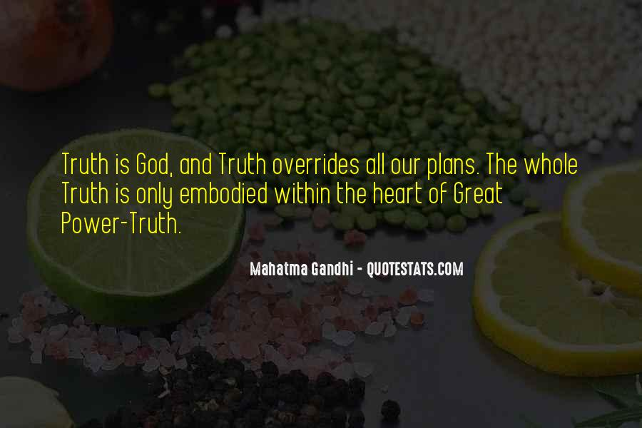 Quotes About Plans And God #832070