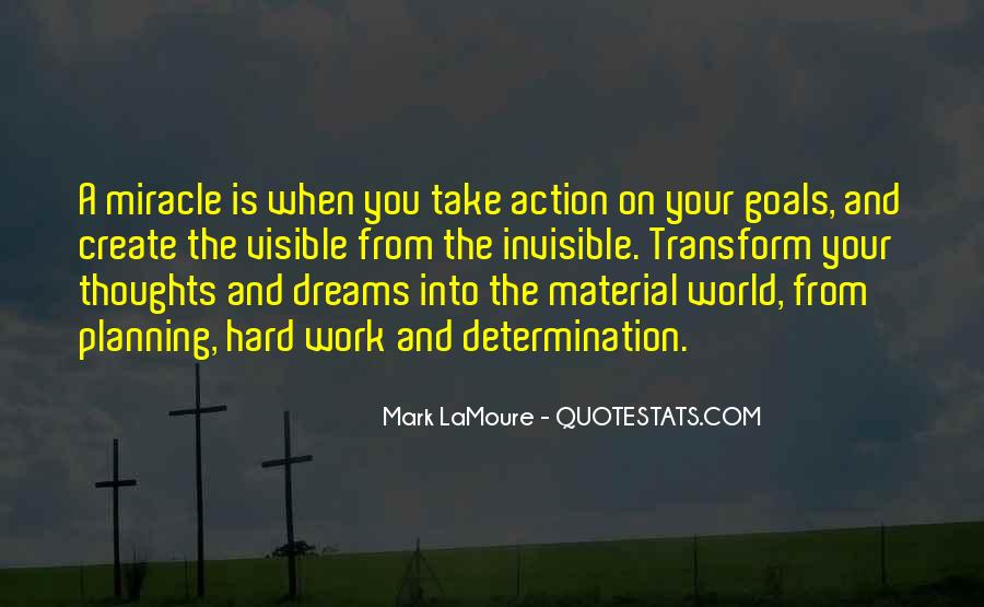 Quotes About Planning And Goals #1247390