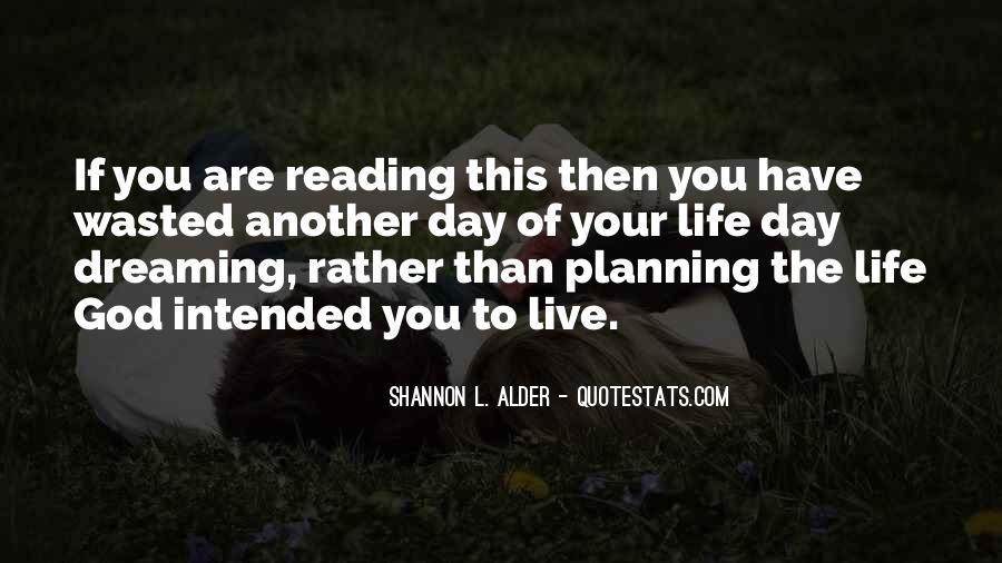 Quotes About Planning And Goals #1782465