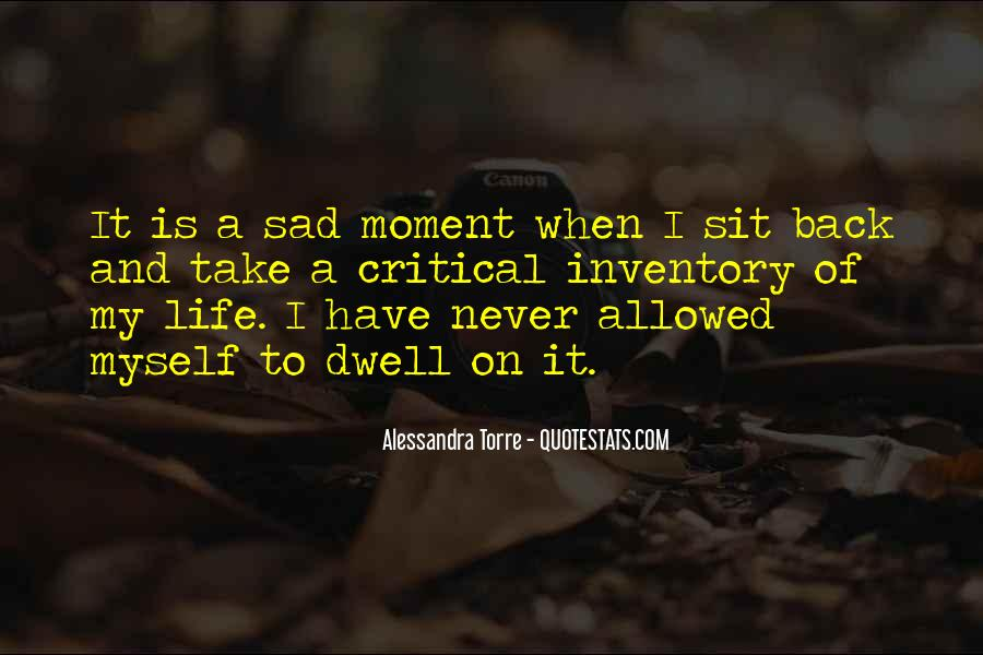 Quotes About Life When Sad #871967