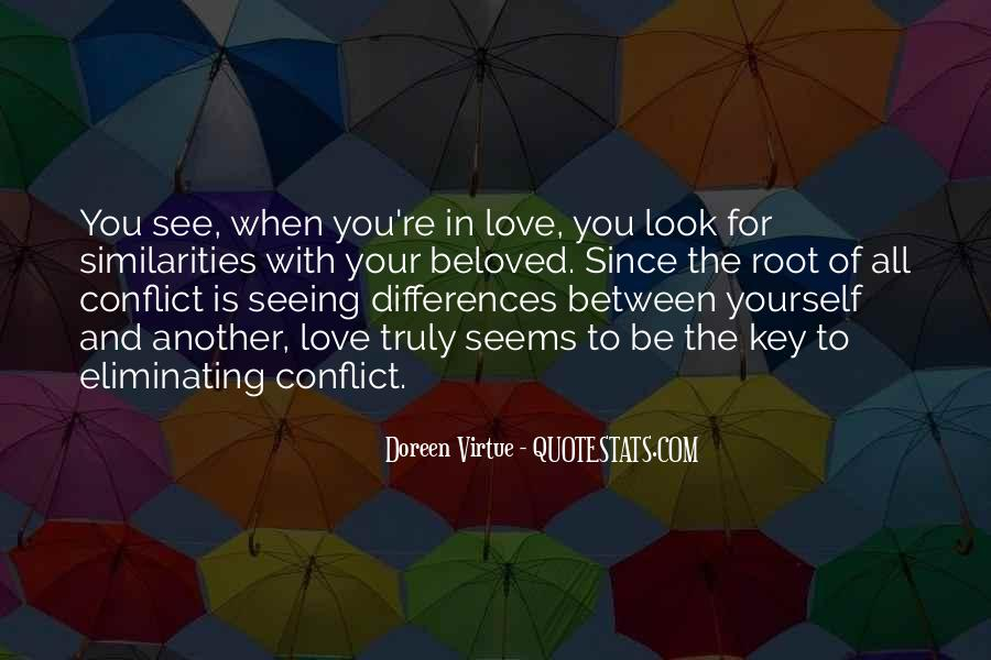 Quotes About Roots Of Love #1004873
