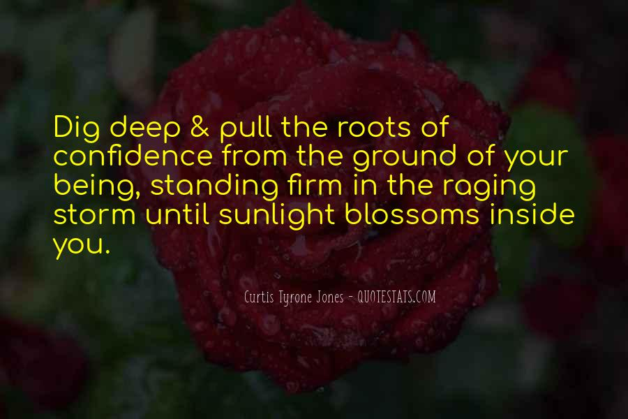 Quotes About Roots Of Love #1411346