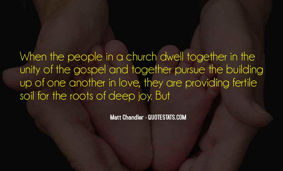 Quotes About Roots Of Love #1578552
