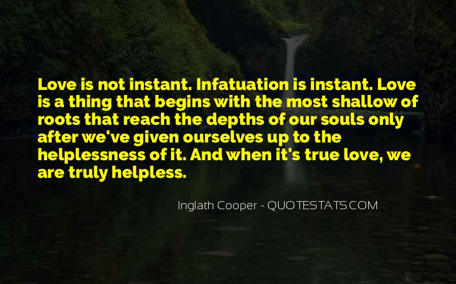 Quotes About Roots Of Love #181920