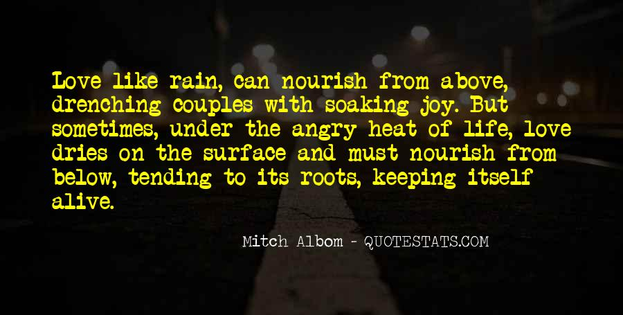 Quotes About Roots Of Love #1853172