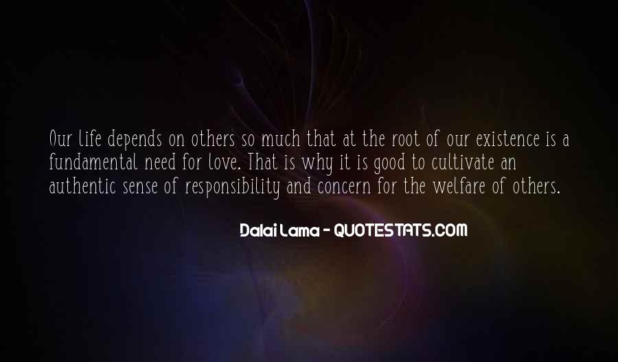 Quotes About Roots Of Love #33701