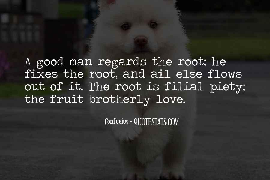 Quotes About Roots Of Love #348637