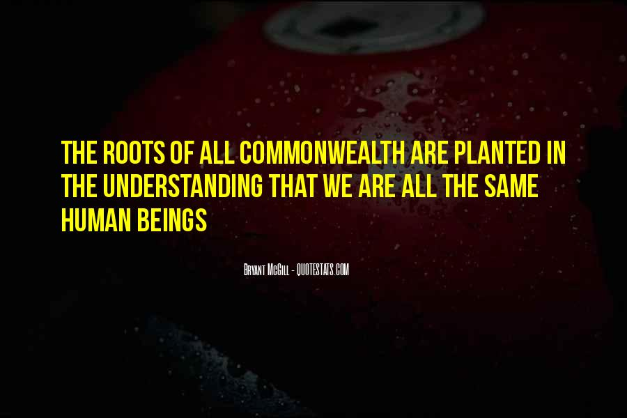 Quotes About Roots Of Love #408844
