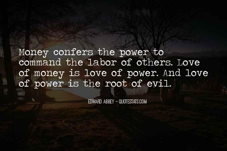 Quotes About Roots Of Love #5829