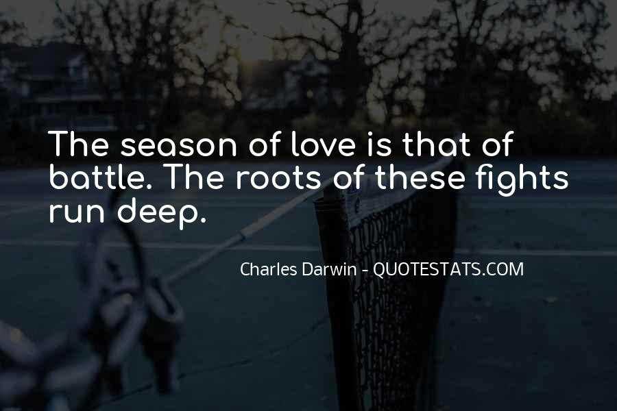 Quotes About Roots Of Love #587973