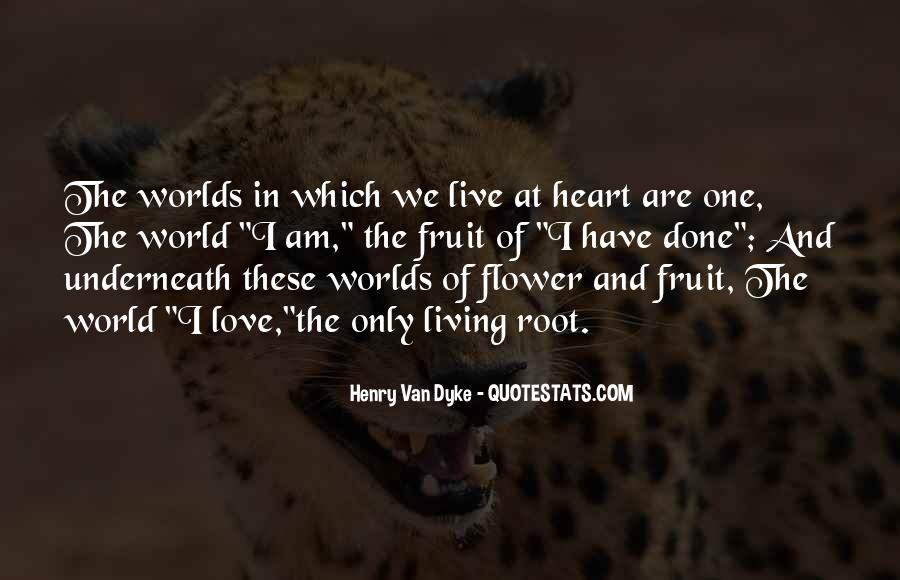 Quotes About Roots Of Love #771001