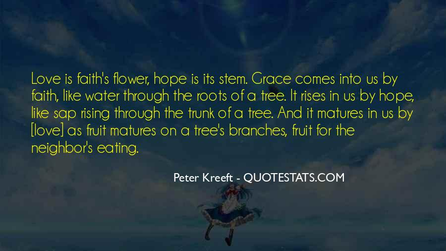 Quotes About Roots Of Love #804186