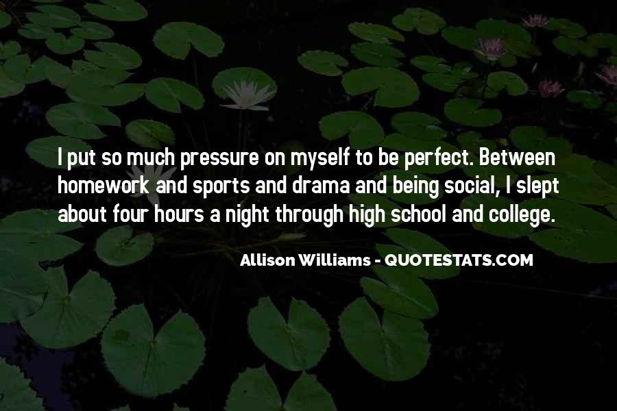 Quotes About College Sports #1557562