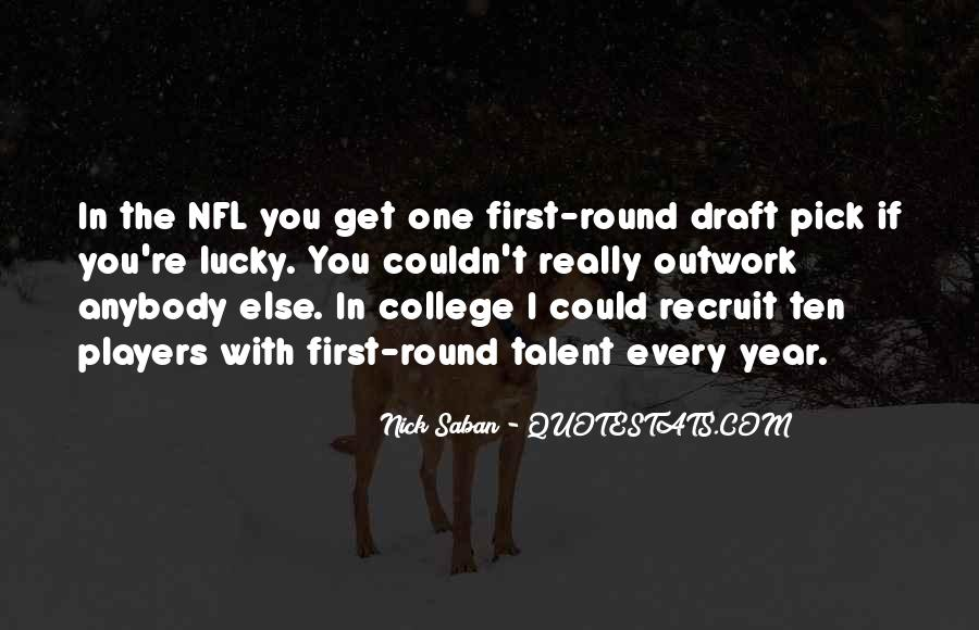 Quotes About College Sports #1786716