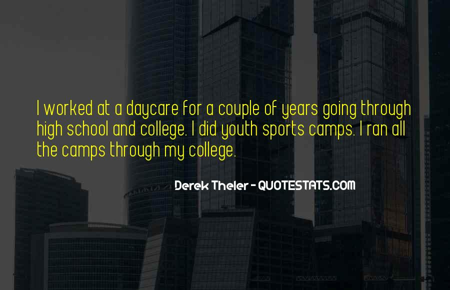 Quotes About College Sports #491587