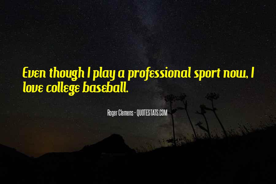 Quotes About College Sports #846653