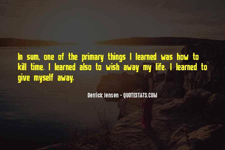 Quotes About Being A Second Option #463029