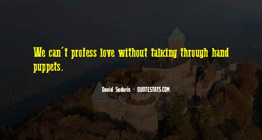 Quotes About Not Talking To Someone You Love #54866