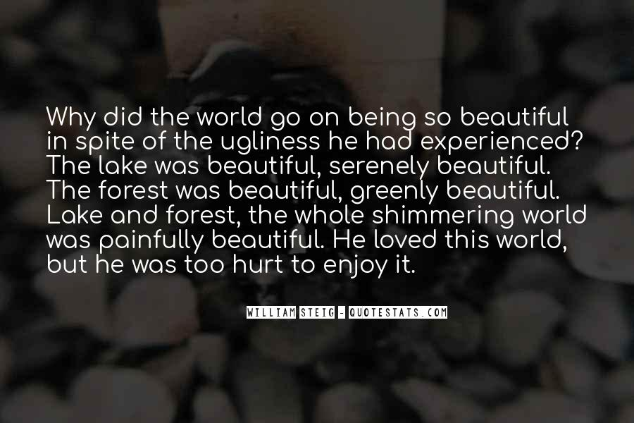 Quotes About Nature's Beauty And Life #1194454