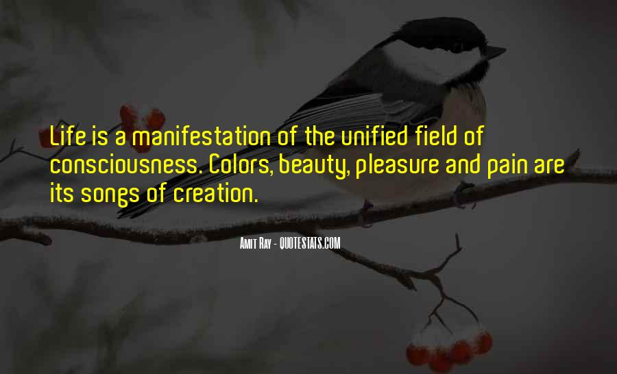 Quotes About Nature's Beauty And Life #1228527