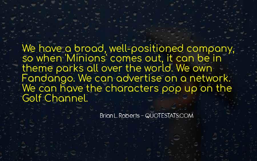 Quotes About Minions #1058223